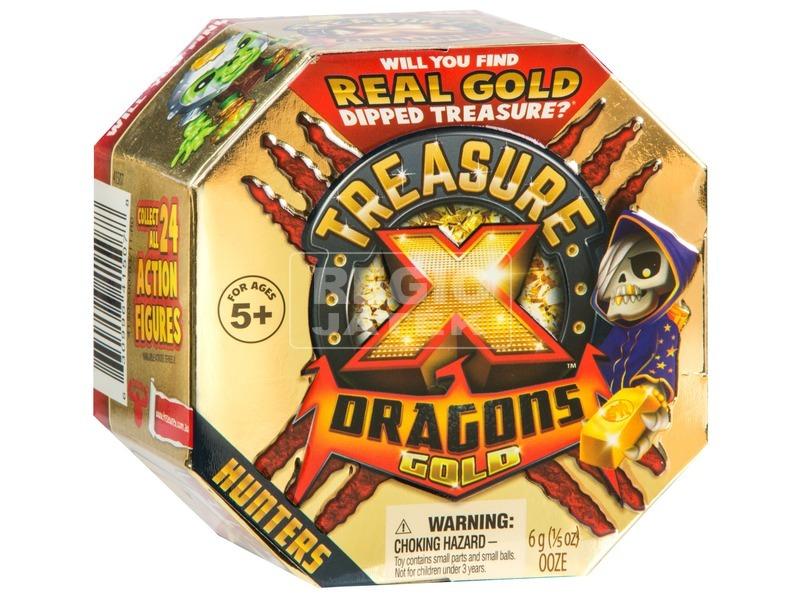 Treasure X Vadászok kincskereső játék