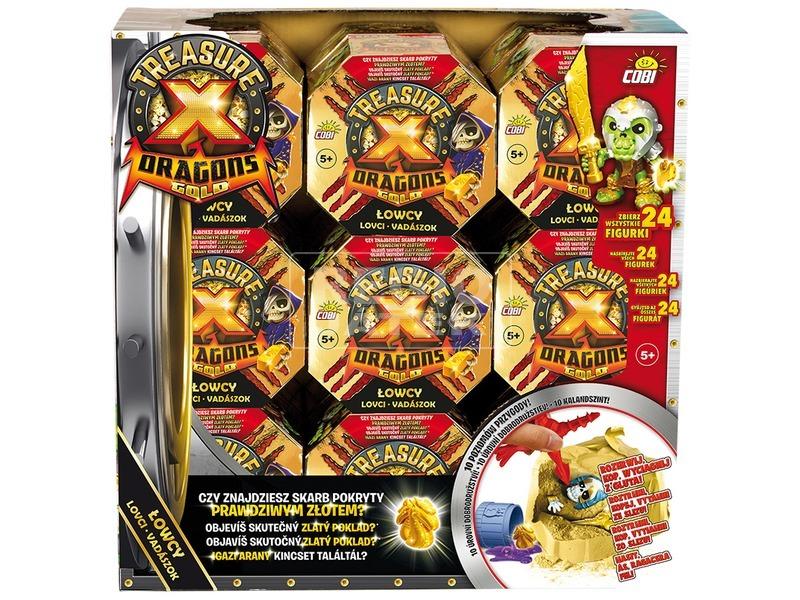 kép nagyítása Treasure X Vadászok kincskereső játék