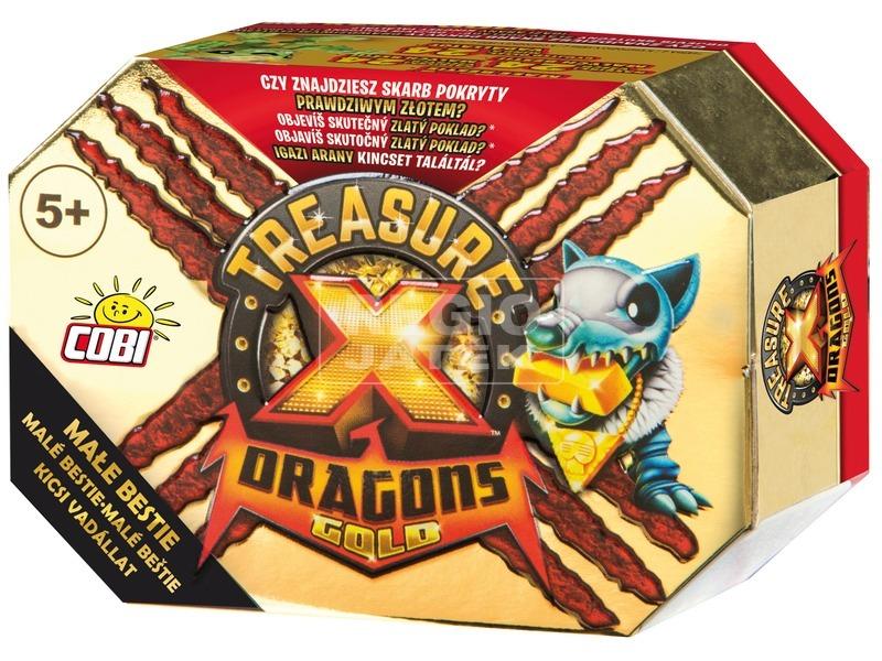 Treasure X Vadállatok kincskereső játék