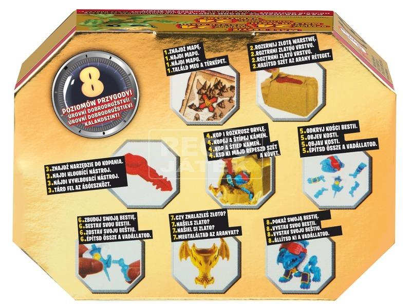 kép nagyítása Treasure X Vadállatok kincskereső játék