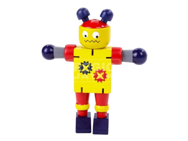 kép nagyítása Flexi robot ügyességi játék - 11 cm, többféle