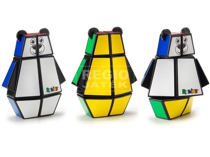 Rubik Junior maci logikai játék