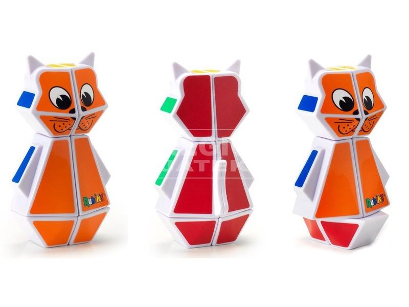 Rubik Junior cica logikai játék