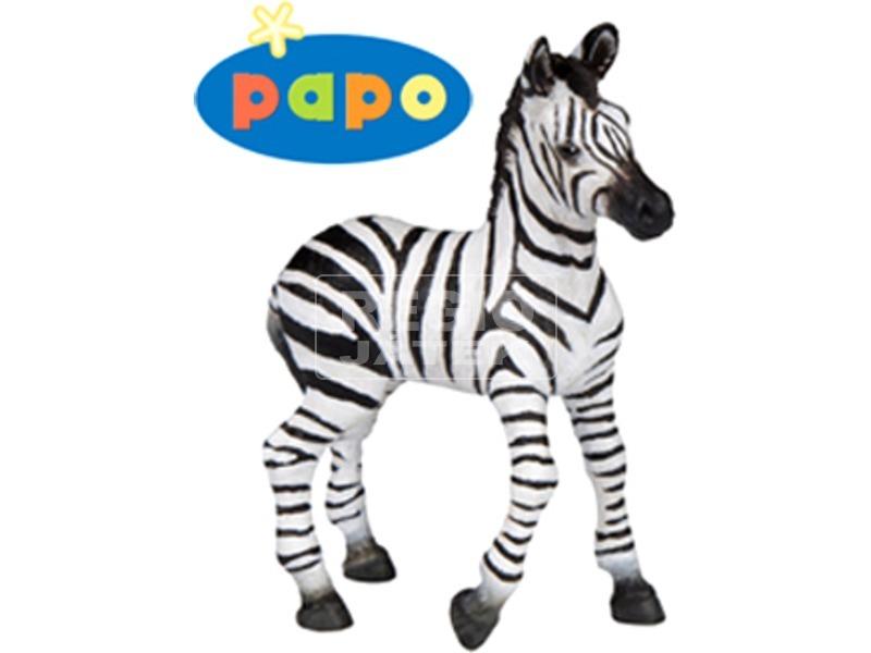 Papo zebra csikó 50123