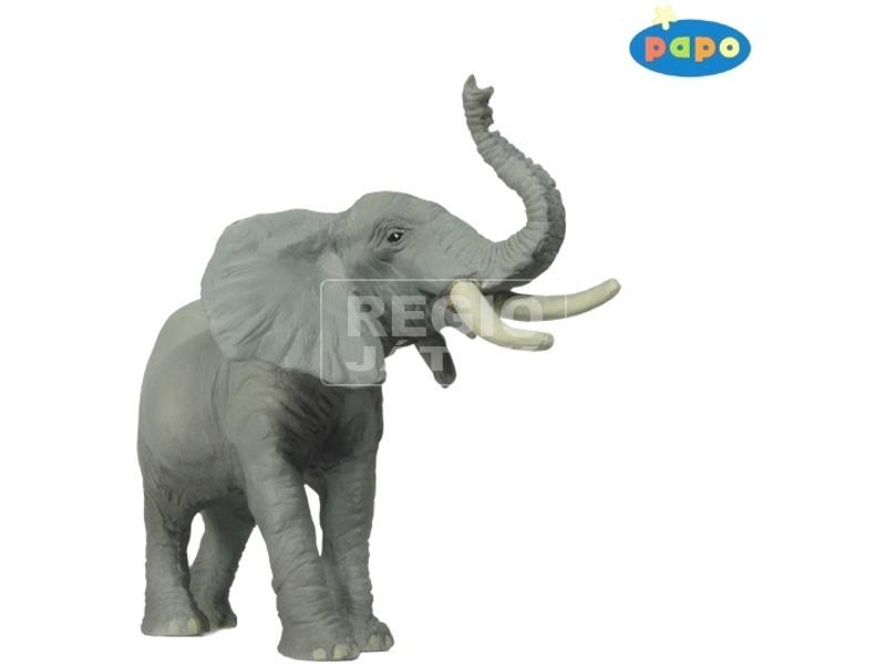 Papo trombitáló elefánt 50041