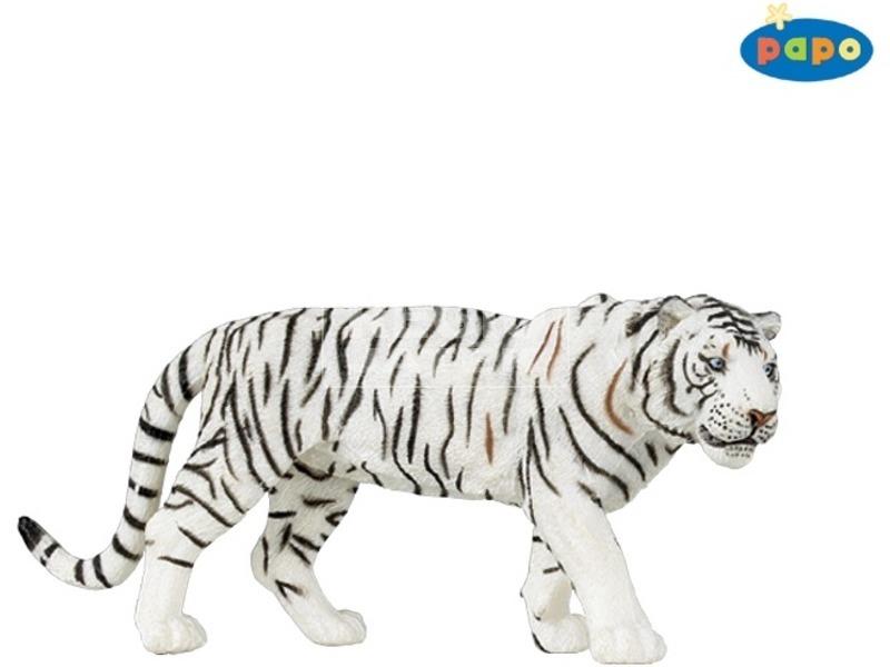 Papo fehér tigris 50045