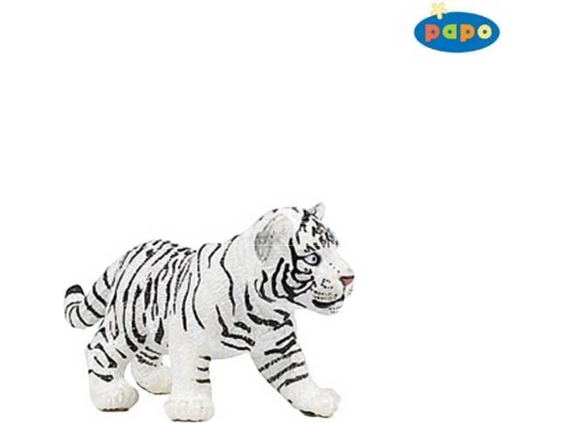 Papo fehér tigris kölyök 50048 12775b01b5
