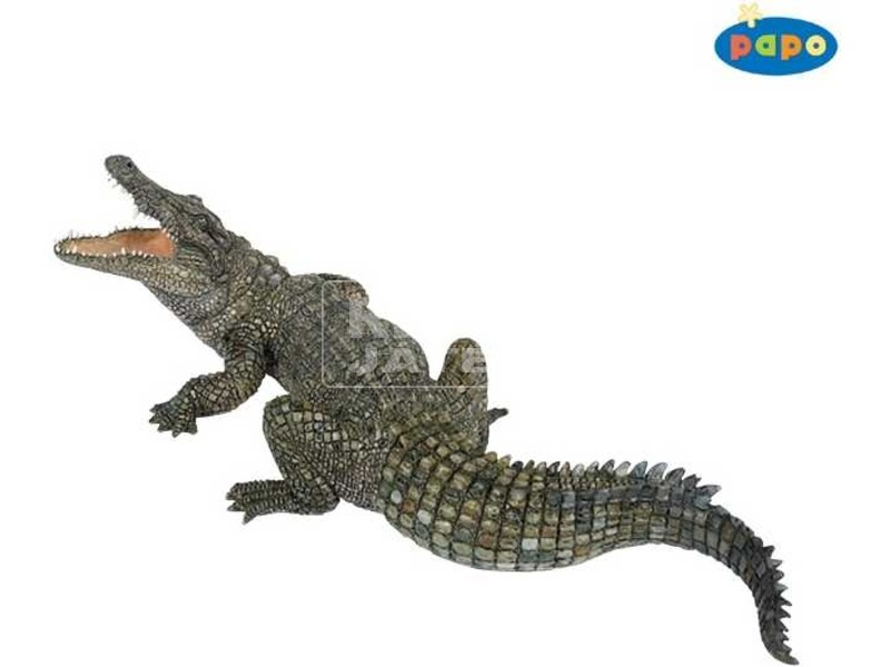 Papo nílusi krokodil figura