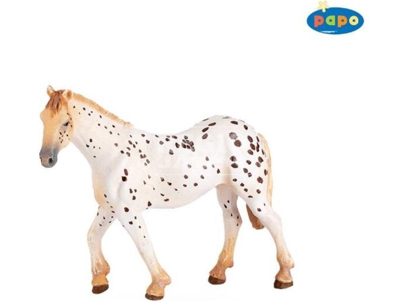 kép nagyítása Papo Appalosa pöttyös ló 51539