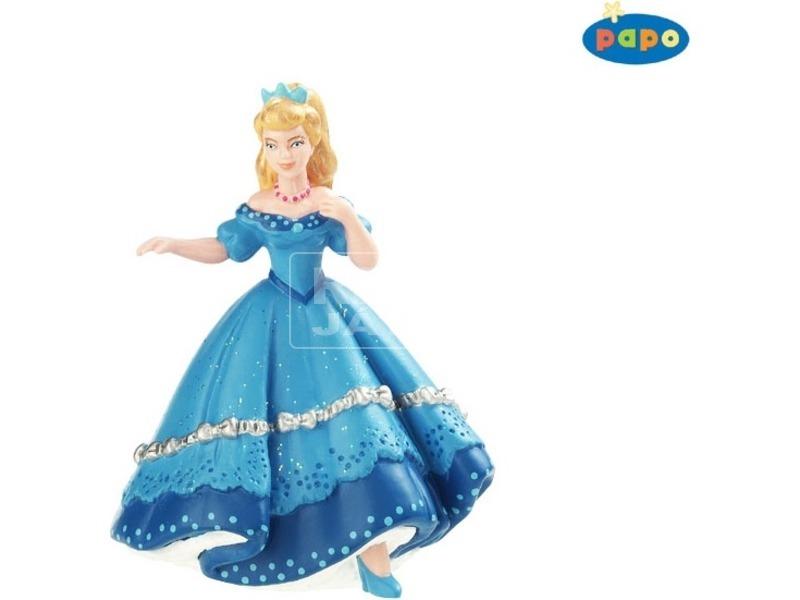 Papo kék táncoló hercegnő 39022