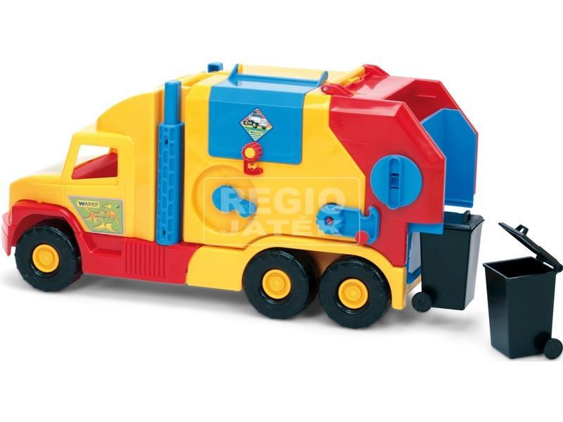 Wader Super Truck kukásautó - 59 cm