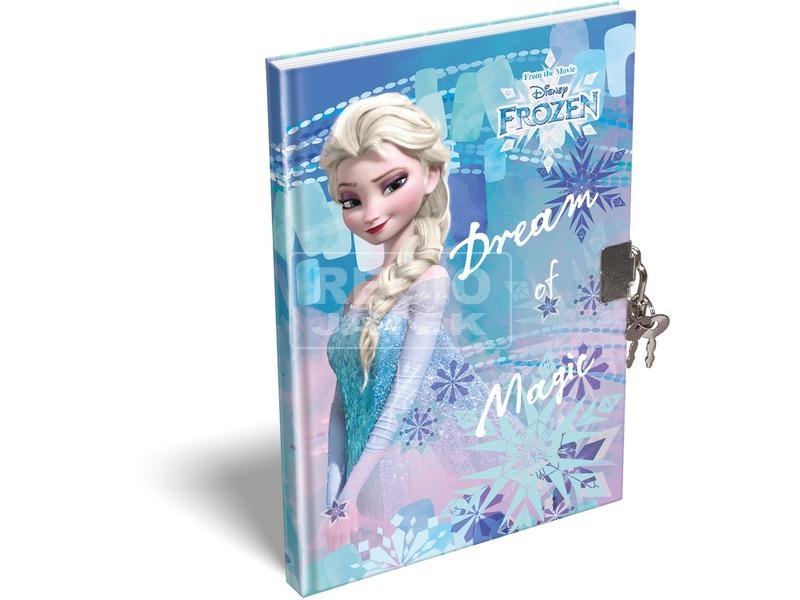 Emlékkönyv keményfedeles A /5 Frozen