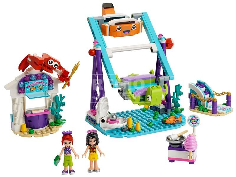 kép nagyítása LEGO® Friends Víz alatti hinta 41337
