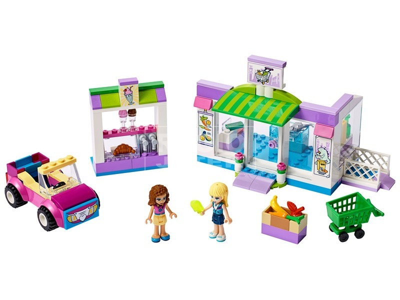 kép nagyítása LEGO® Friends Heartlake City szupermarket 41362