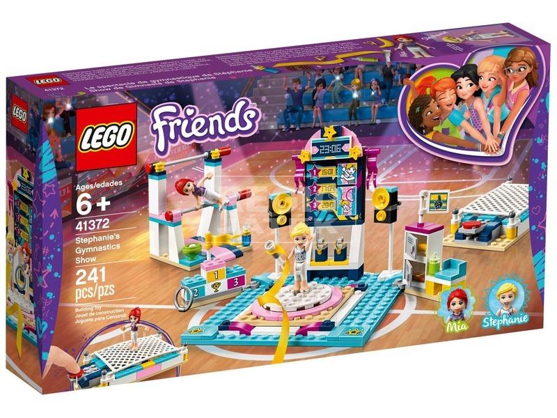 LEGO® Friends Stephanie tornabemutatója 41372