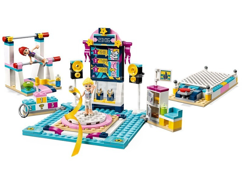 kép nagyítása LEGO® Friends Stephanie tornabemutatója 41372