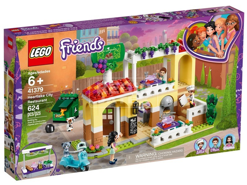 LEGO® Friends Heartlake City étterem 41379