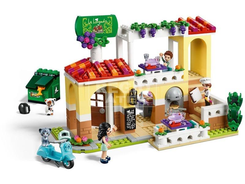 kép nagyítása LEGO® Friends Heartlake City étterem 41379