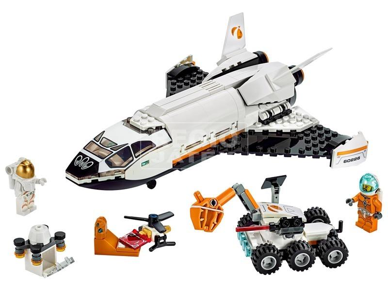 kép nagyítása LEGO® City Mars kutató űrsikló 60226