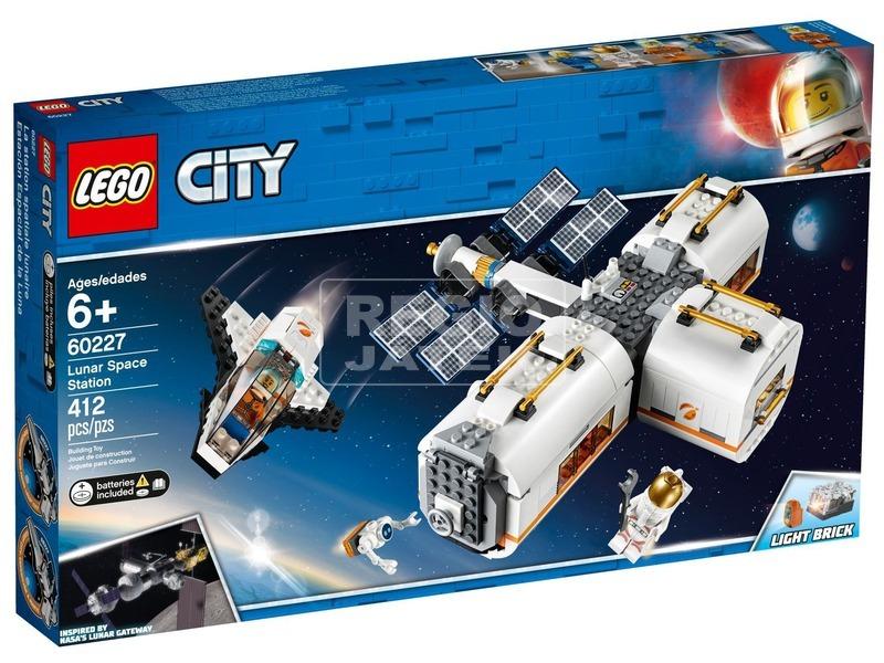 LEGO® City Hold-űrállomás 60227