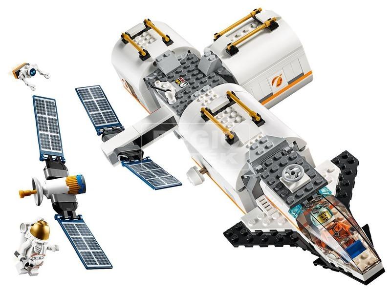 kép nagyítása LEGO® City Hold-űrállomás 60227