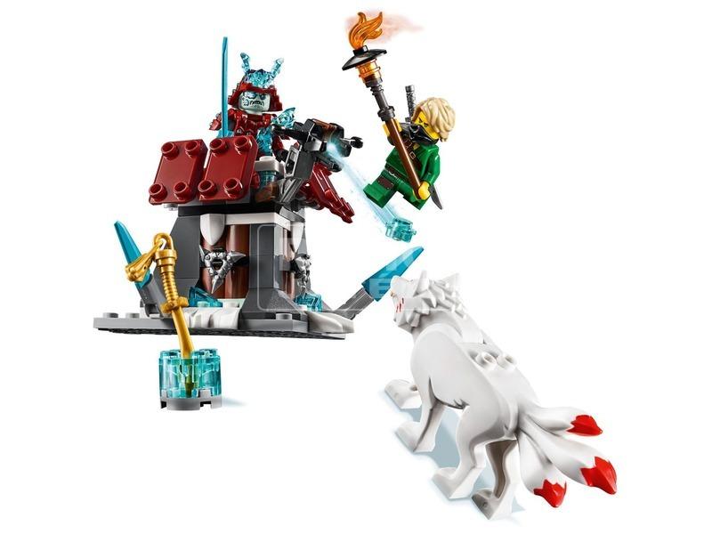 kép nagyítása LEGO® Ninjago Lloyd utazása 70671