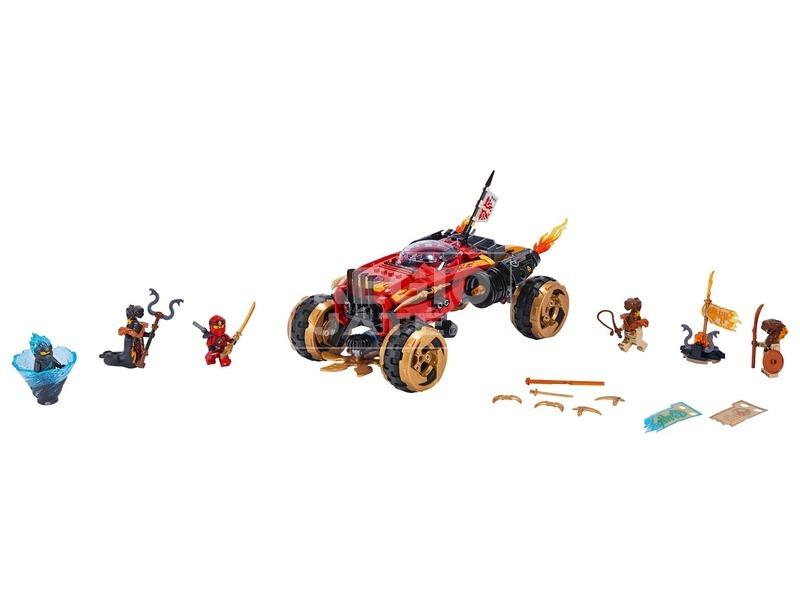kép nagyítása LEGO® Ninjago Katana 4 x 4 70675