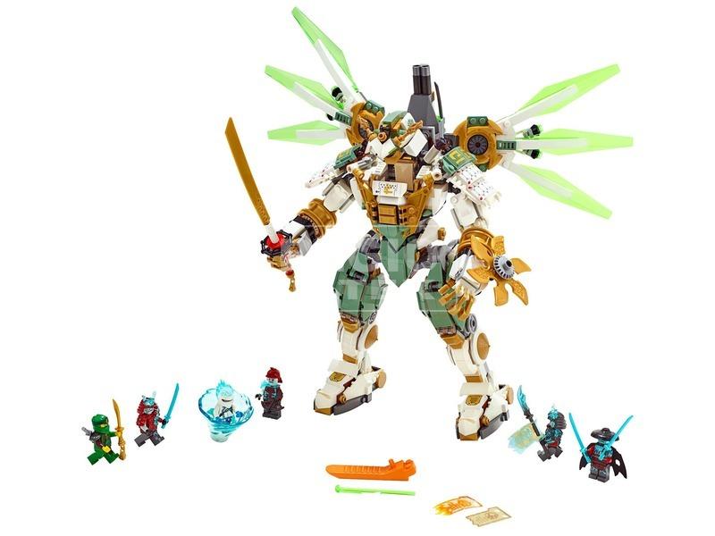 kép nagyítása LEGO® Ninjago Lloyd mechanikus titánja 70676