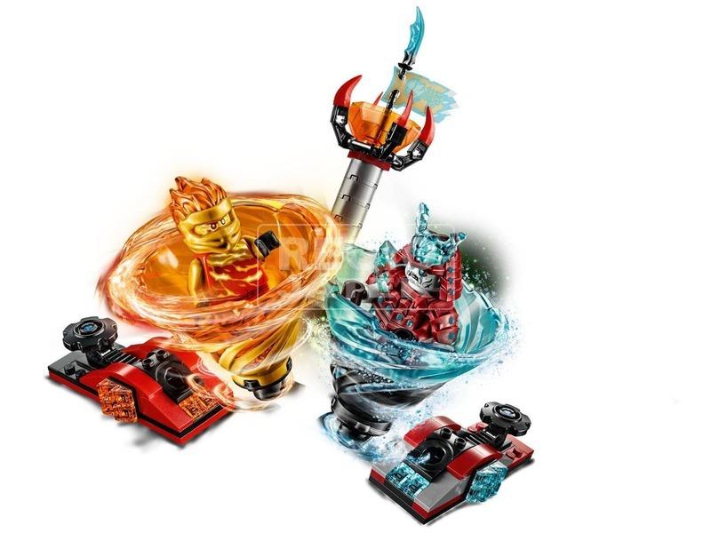 kép nagyítása LEGO® Ninjago Spinjitzu csapás Kai Samurai 70684
