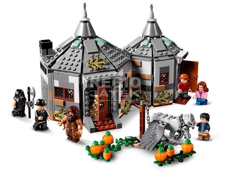 kép nagyítása LEGO® Harry Potter Csikócsőr megmentése 75947