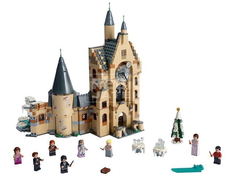 kép nagyítása LEGO® Harry Potter Roxforti óratorony 75948