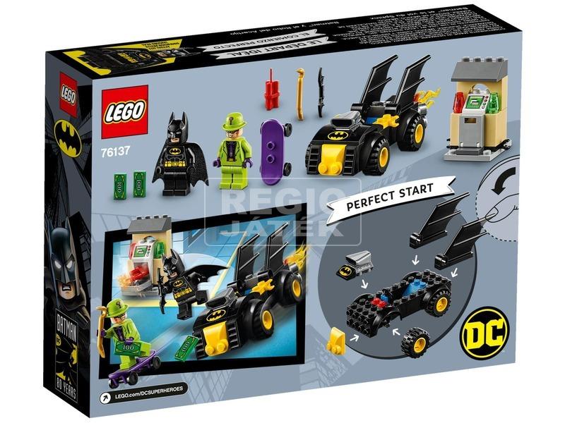 kép nagyítása LEGO® Super Heroes Batman Rébusz ellen 76137