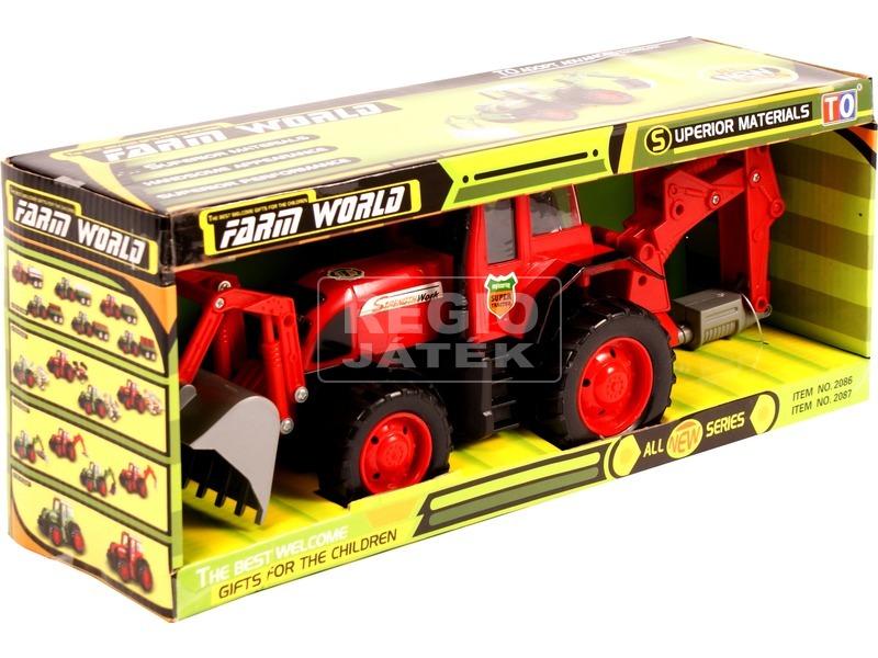 Lendkerekes traktor 2 féle 101055745. 501043450