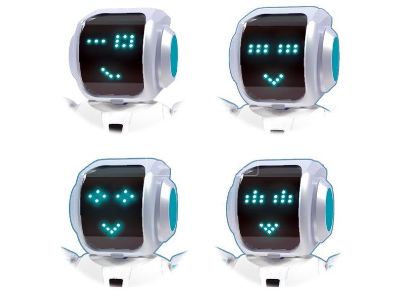 kép nagyítása Robbie Bot - okos robot