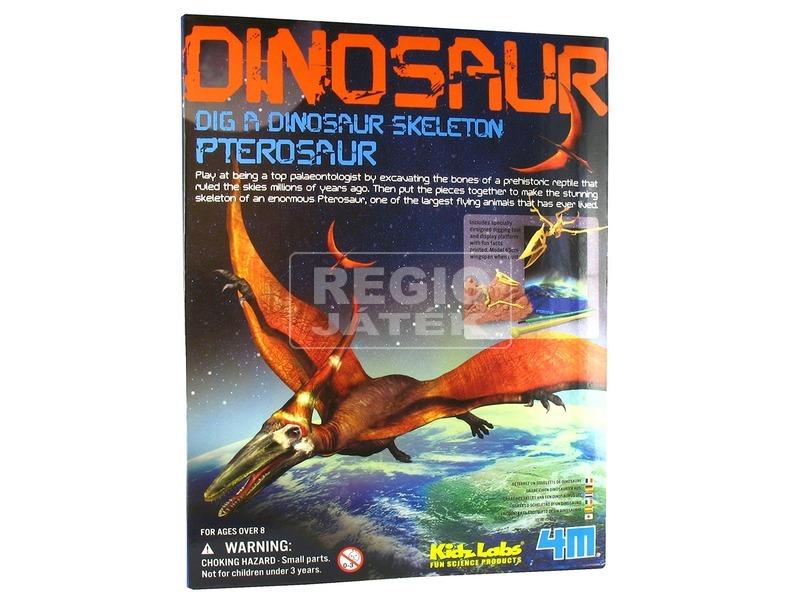 4M dinoszaurusz régész készlet - pterosaur