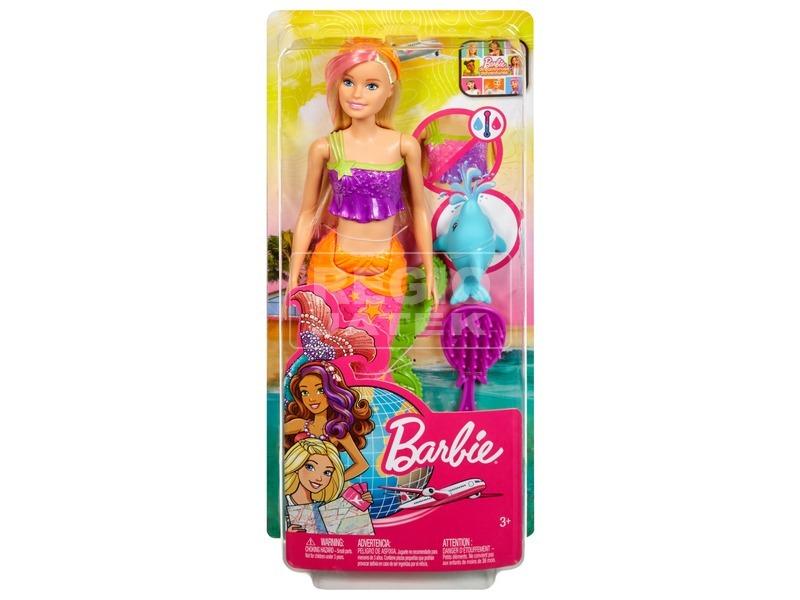Barbie Dreamhouse Adventures - Barbie sellő