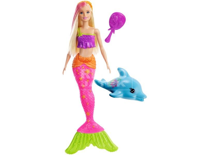 kép nagyítása Barbie Dreamhouse Adventures - Barbie sellő