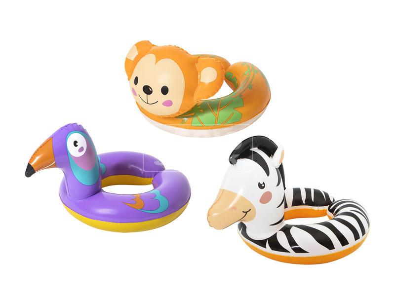 Bestway 36112 Állatos úszógumi - 53 cm, többféle