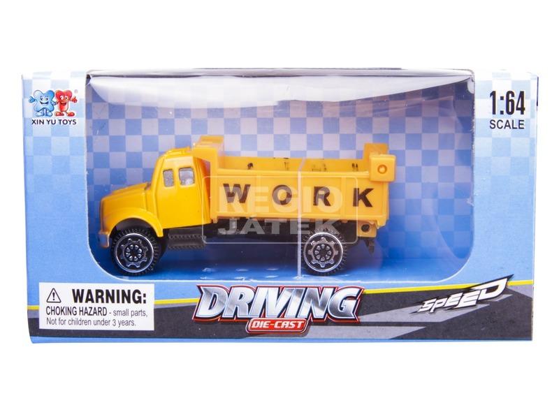 kép nagyítása Dia-Cast Driving - Fém munkáskisautó, 1 /64