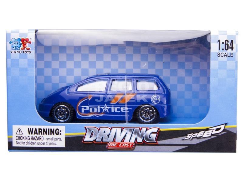 kép nagyítása Die-Cast Driving - Fém kisautó, 1:64 modell
