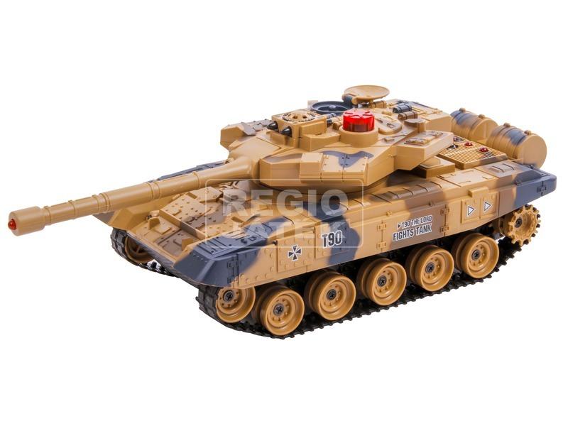 kép nagyítása Távirányítós tank