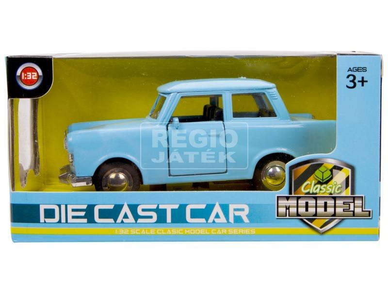 kép nagyítása Die Cast - visszahúzós fém autó 1 /32 - többféle