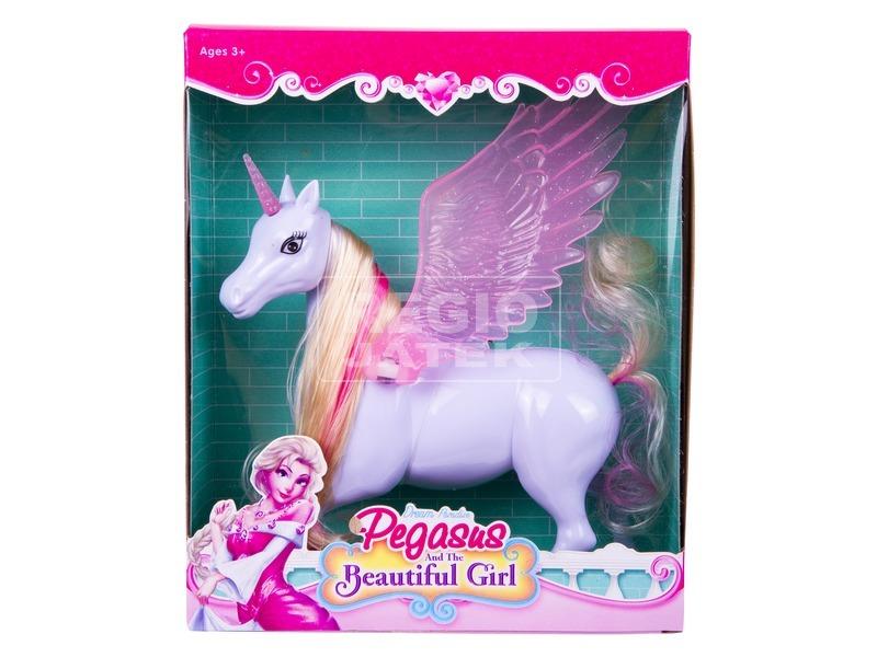 Pegasus - unikornis 19 cm