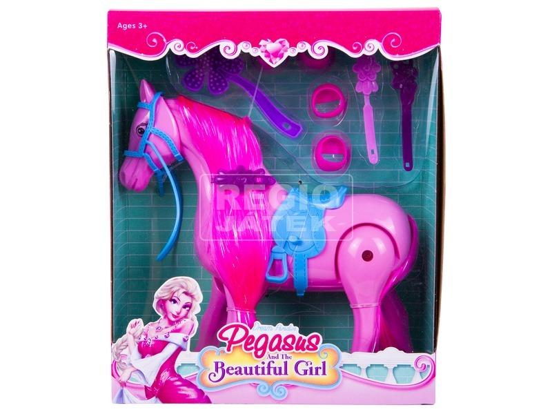 Pegasus - ló 16 cm
