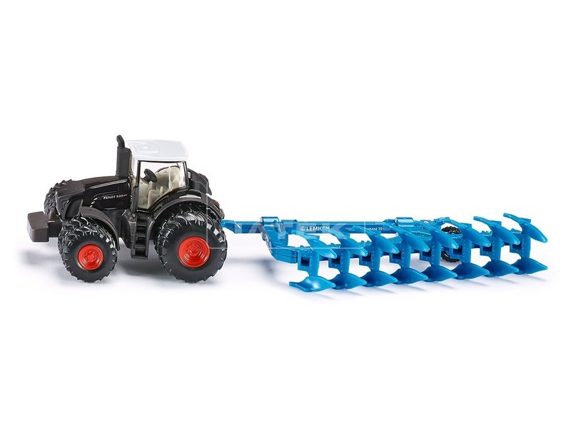 Siku: Fendt 936 traktor ekével 1:87 - 1862