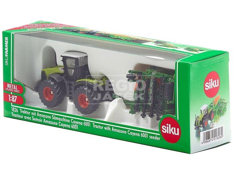 Traktor ekével