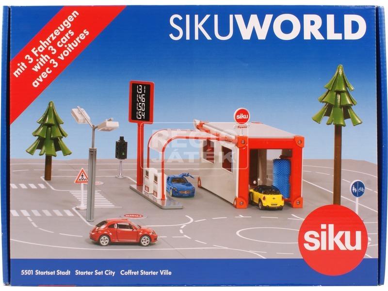 Siku World kezdő szett