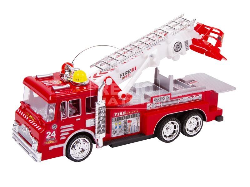 kép nagyítása Távirányítós tűzoltó autó