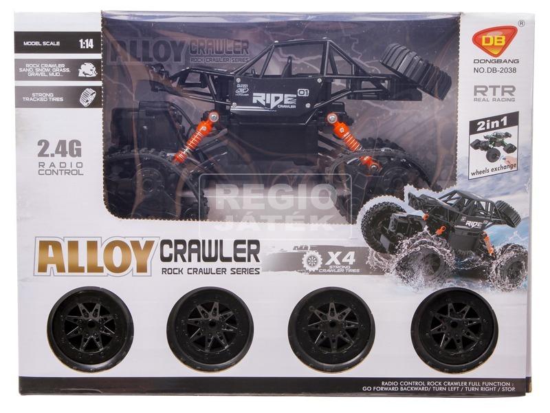 kép nagyítása Alloy Crawler távirányítós autó - 1:14, többféle