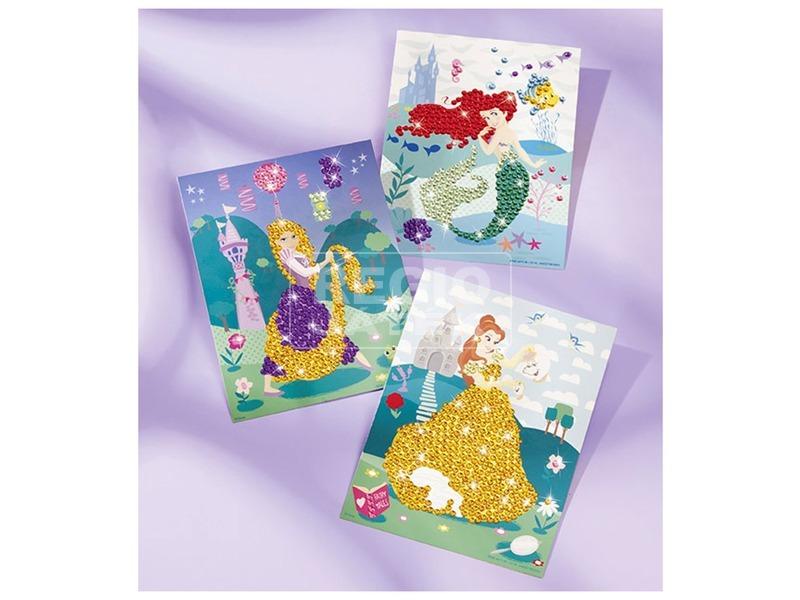 kép nagyítása Disney hercegnő ékkő festés készlet